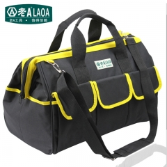 LAOA 12inch 14inch 18inch Multifunction Large Capacity Thicken Professional Repair Tool Bag